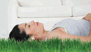 grass-lady